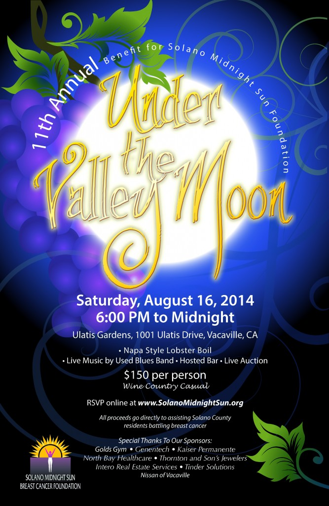 2014 Under the Valley Moon Event