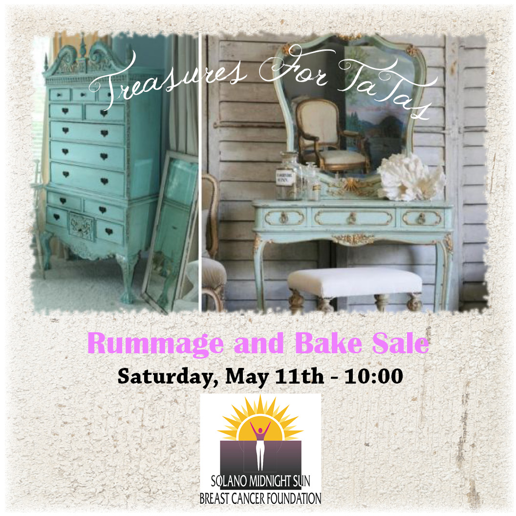 Shabby Chic Rummage Sale