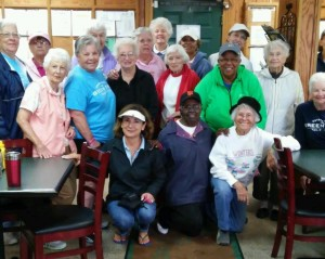GreenTree Niners Golf Club ladies