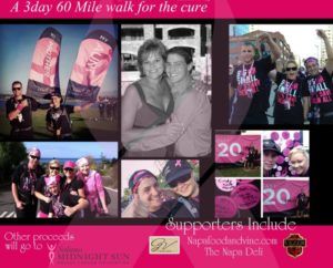 Kyle Barraza Breast Cancer Fundraiser