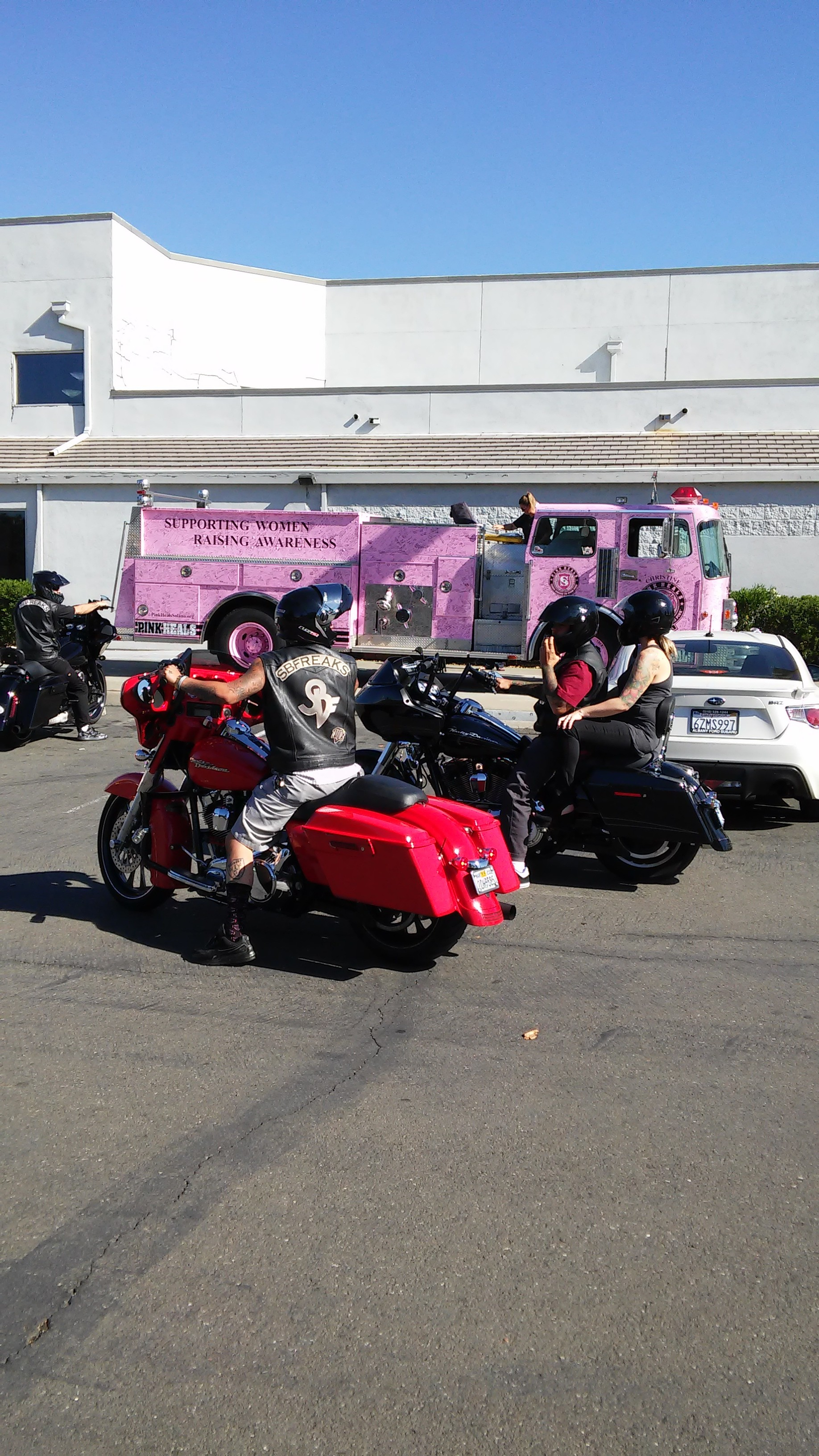 Iron Steed Harley Davidson, Vacaville, CA